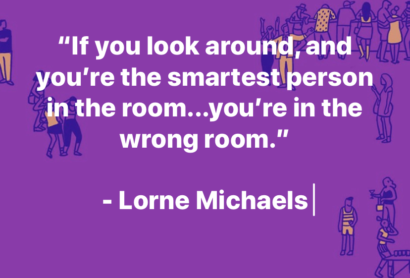 smartest-person-in-the-room-quote